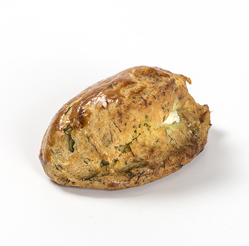 Pastry With Dill